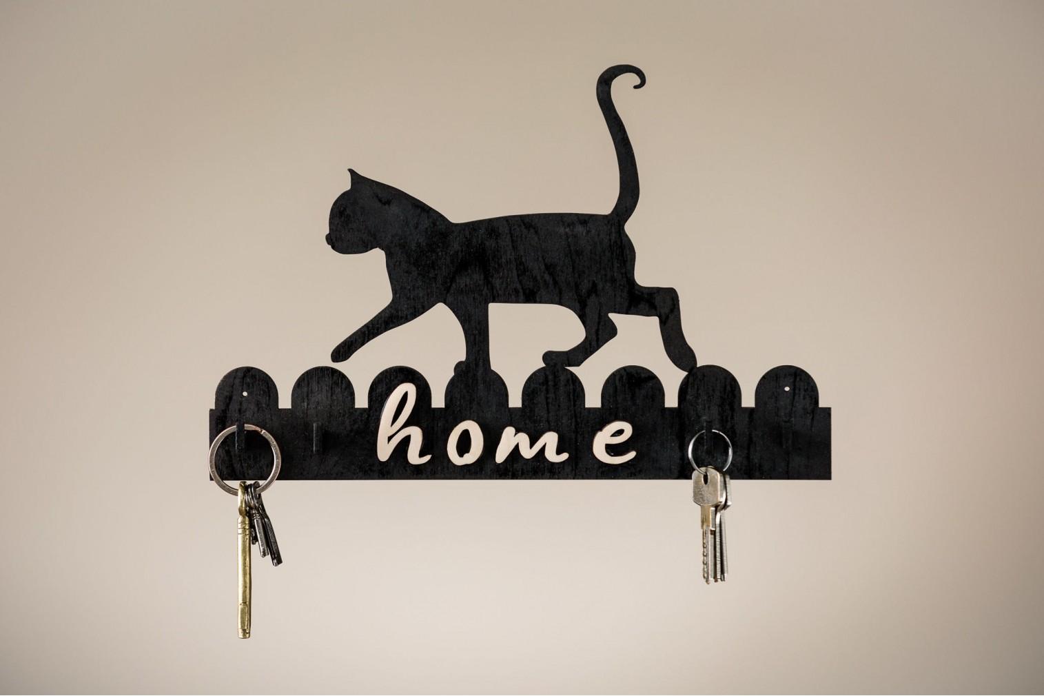 """Kaķis """"Home"""""""